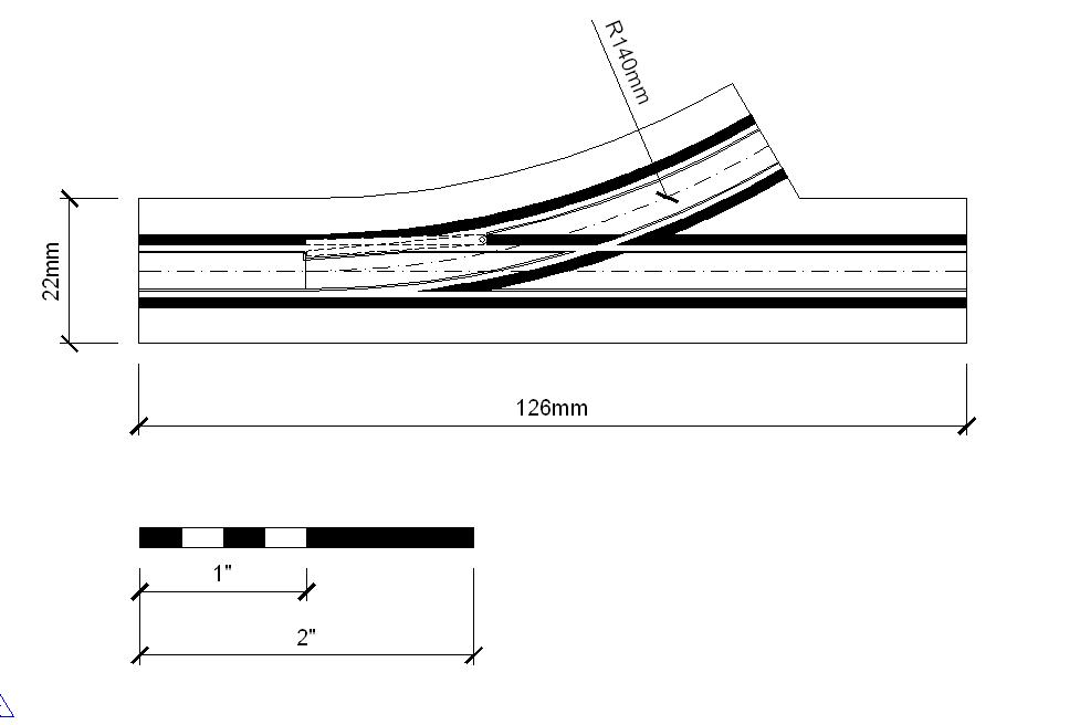 n scale tram track prince street terminal. Black Bedroom Furniture Sets. Home Design Ideas