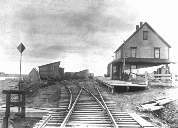 Buctouche station 1905