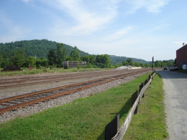 St Johnsbury, Vermont - July 2014